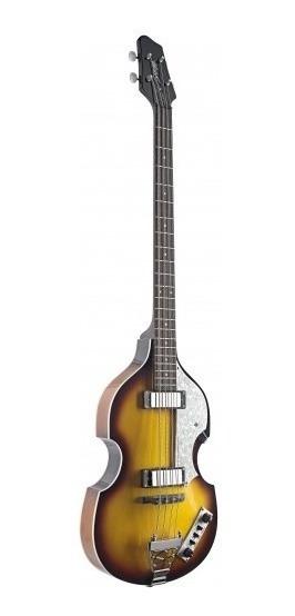 Bajo Violin Viola Bass Stagg Bb500 Sunburst Paul Mccartney