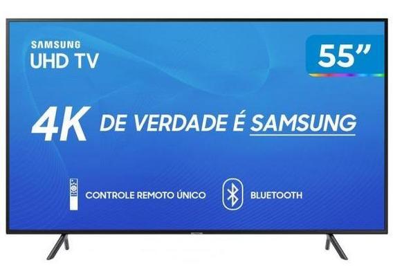 Smart Tv 4k Samsung Led Uhd 55 Com Solução Inteligen