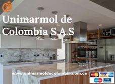 Mesones En Granito, Marmol, Quarztone,fabricacion,cocinas.