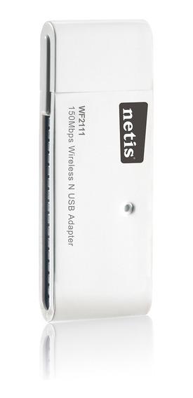 Antena Wifi Usb Adaptador Netis Wf211 150mbps Tp-link Wn725n