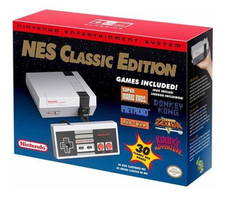 Nes Classic Edition Modificada: 100 Nes + 200 Snes Games + 2 Controles 8bitdo N30 Inalámbricos Con Receptores Bluetooth