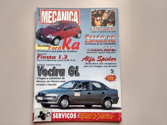 Revista Oficina Mecânica121 Vectra Alfa Spider Fiesta 009