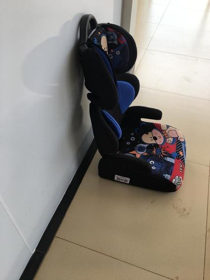 Cadeirinha Infantil Carro Bebê Azul Supreme 15-36kg