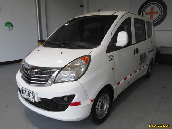 Chery Van Pass Vanpass2