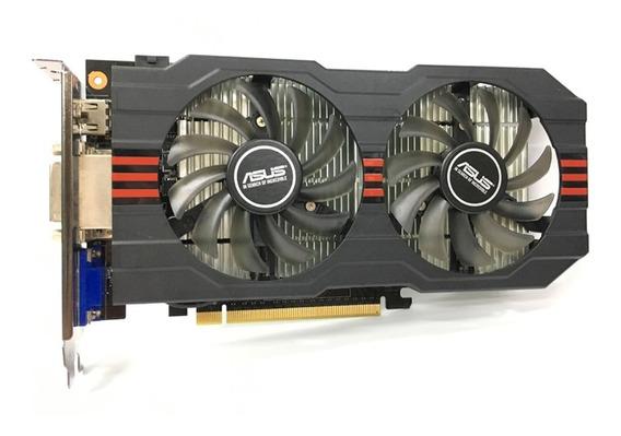 Placa De Video Asus Geforce 750ti 2gb Gddr5 Nvidea Seminova