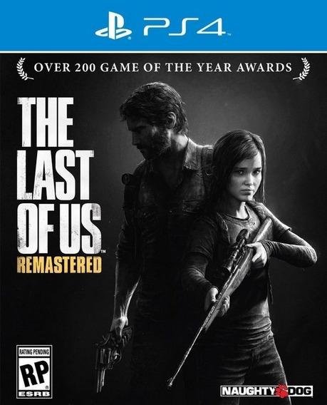 The Last Of Us Ps4 Original 1ª Digital Psn