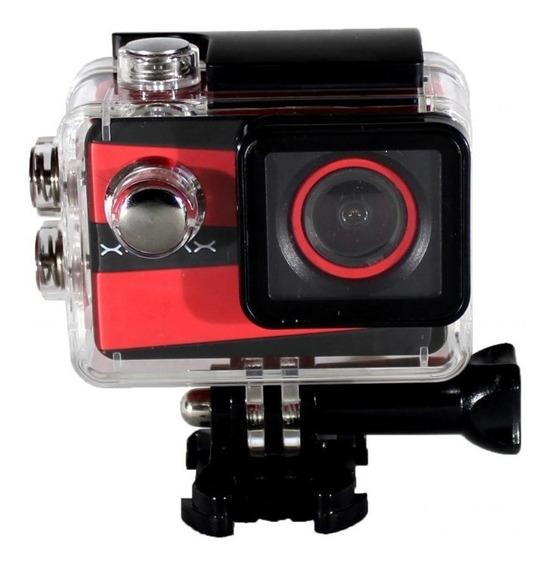 Câmera Xtrax Smart 4k Ultra Hd+microfone Externo Patomotosjr