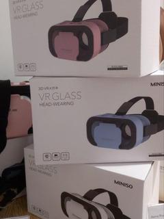 Vr Glasses 3d Realidad Aumentada G05 Miniso