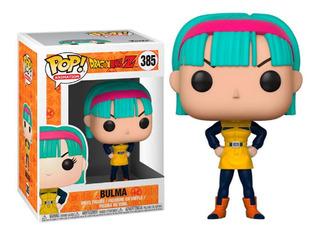 Funko Pop #585 - Bulma - Dragon Ball Z - 100% Original!!