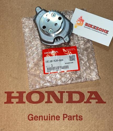 Imagen 1 de 3 de Bomba Aceite Original Honda Xr 100 Crf 100 Xl 100 Bikezone