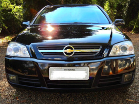 Gm Chevrolet Astra Advantage Preto Flex2.0 140hp Unico Dono