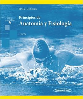 Tortora Principios De Anatomía Y Fisiología 15a Ed. 2018!
