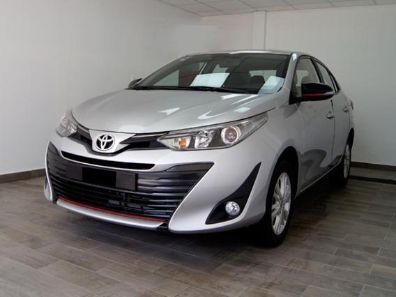 Toyota Yaris S 2019 Plata