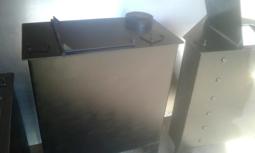 Calefactores Leña Calefacciona 100 Metros Cuadrados