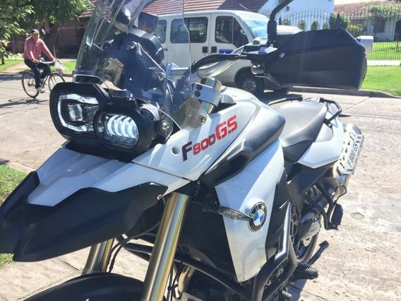 Bmw Gs F800 2012 Imperdible!! Permuto Por Klr, Tornado, Xtz