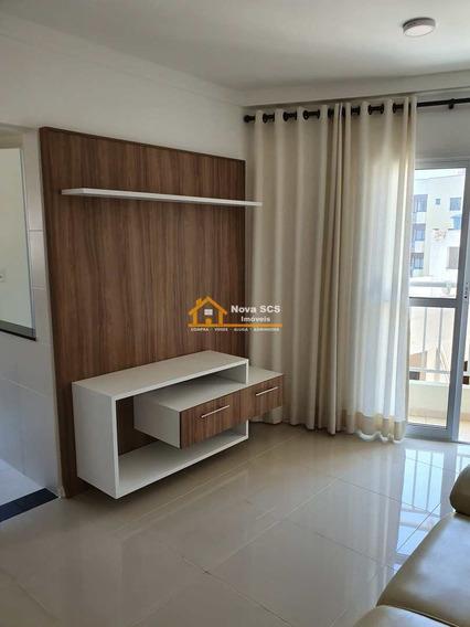 Apartamento Com 2 Dorms, Barcelona, São Caetano Do Sul, Cod: 738 - A738