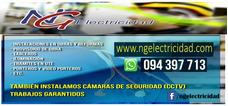 Electricista Técnico Aut.ute Instalaciones Reparaciones