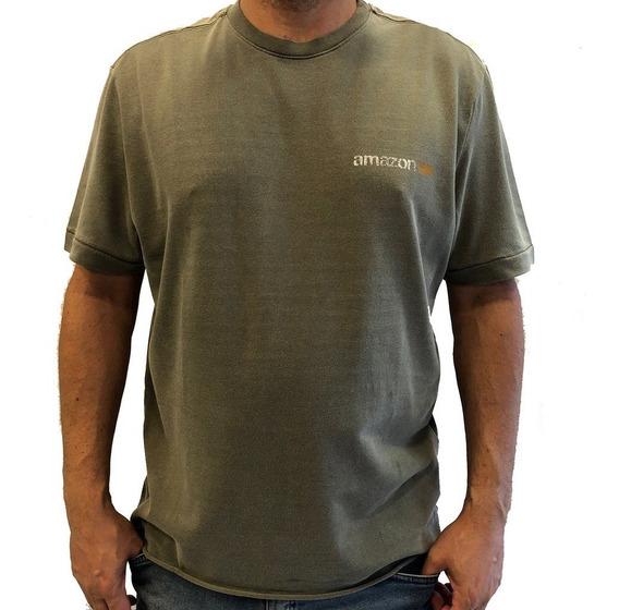 Camiseta Osklen Amazonia (dupla Face)