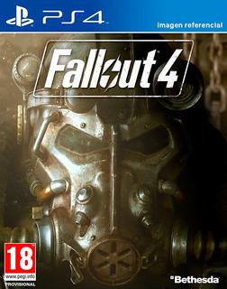 Fallout 4 / Juego Físico / Ps4