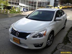 Nissan Altima 2.5 Sl Tp 2500cc 6 Ab Ct Tc