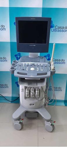 Aparelho De Ultrassom Siemens X300 - Casa Do Ultrassom