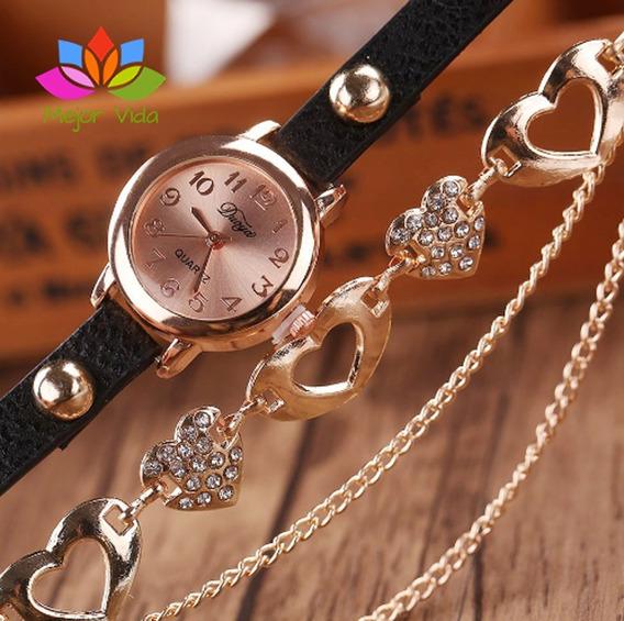 Reloj Pulsera De Moda, Moderno Y Economico Super Oferta