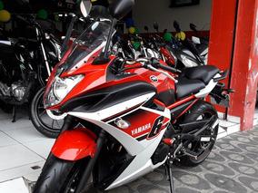 Yamaha Xj6-f Ano 2016 Abs Shadai Motos