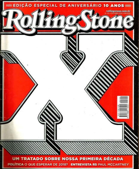 Revista Rollingstone 122/16 - Especial Aniversário 10 Anos
