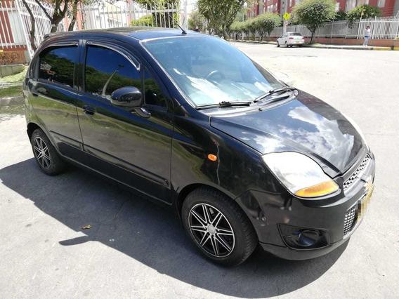 Chevrolet Spark Go! 2010