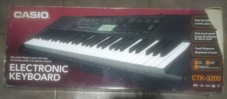 Piano Casio Ctk-3200