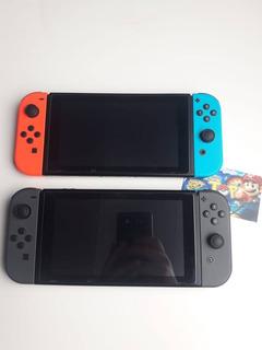 Nintendo Switch Portátil Nueva Sellada Garantía- Tiendatopmk