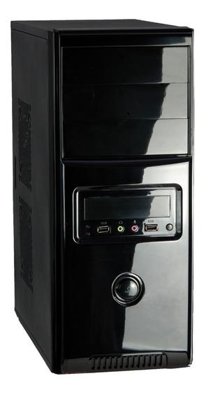 Pc Cpu Intel Dual Core 2 Gb Wifi Hd 160 Novo #