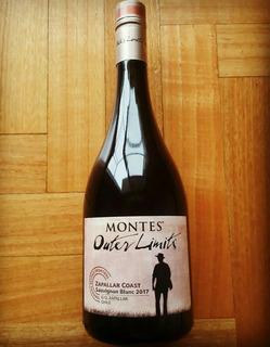 Vino Montes Outer Limits Sauvignon Blanc