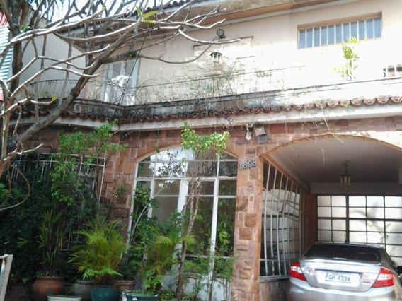 Sobrado Residencial Para Venda E Locação, Mooca, São Paulo. - So0522