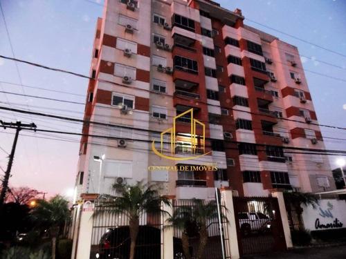 Imagem 1 de 30 de Apartamento Com 2 Dormitórios À Venda Por R$ 399.000 - Centro - Gravataí/rs - Ap0222