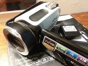 Filmadora Camcorder Samsung Hmx-h100mn Full Hd