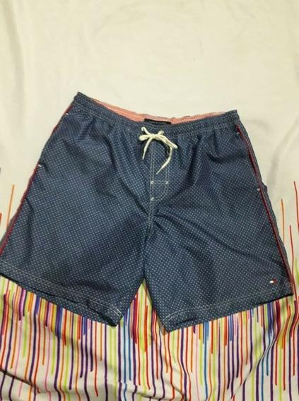 Az Shorts Tommy Hilfiger Talla L N-polo Calvin Lacoste Boss
