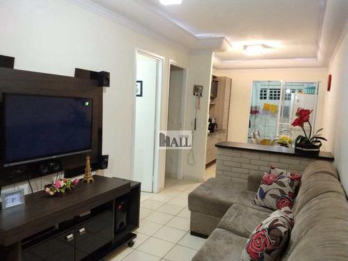 Casa À Venda Condomínio Parque Da Liberdade Iii Com 3 Quartos - V8040
