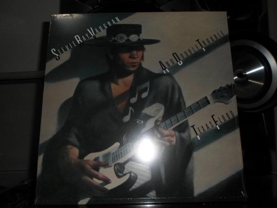 Lp Stevie Ray Vaughan Texas Flood - Lacrado - Importado !!!