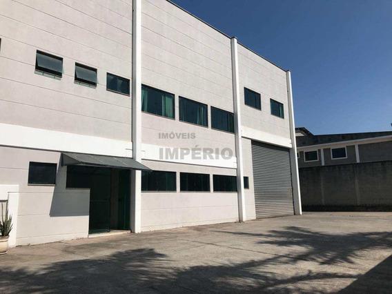 Galeria, Parque São Pedro, Itaquaquecetuba, 1.765m² - Codigo: 2916 - A2916