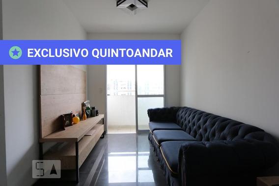 Apartamento No 9º Andar Com 2 Dormitórios E 1 Garagem - Id: 892949374 - 249374