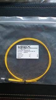 Fibra Optica Tx Aps Pigtail St/sm 1 Mt.