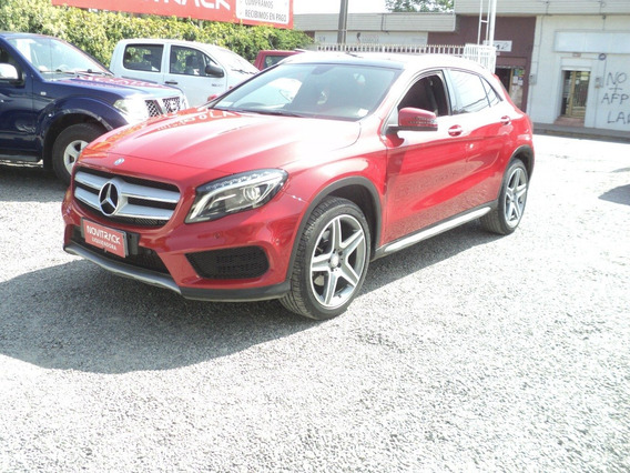 Mercedes Benz Gla-250 Año 2016 Espectacular