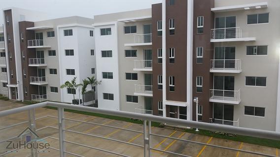 Apartamento Nuevo En Residencial Con Piscina Wpa04