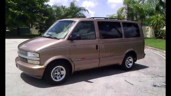 Astro Van 2002 4x4 Permanentes Recien Rectificada Rtv 2019