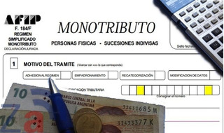 Tramite Monotributo, Recategorizacion,factura Electronica