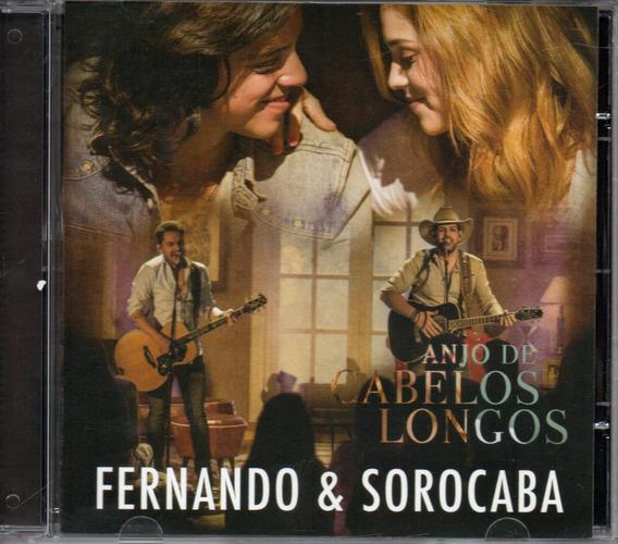 Cd Fernando E Sorocaba - Anjo De Cabelos Longos