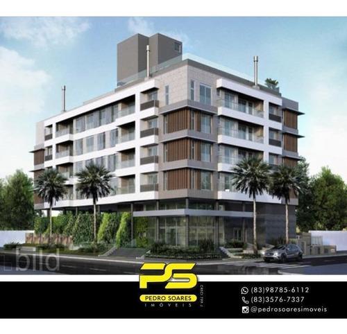 Apartamento Com 3 Dormitórios À Venda, 150 M² Por R$ 1.200.000 - Jurerê Internacional - Florianópolis/sc - Ap4118
