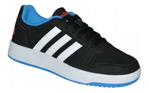 Tenis adidas Hoops 2.0 Juvenil