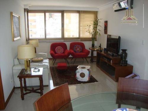 Imagem 1 de 27 de Apartamento Residencial À Venda, Bela Vista, Porto Alegre. - Ap3577